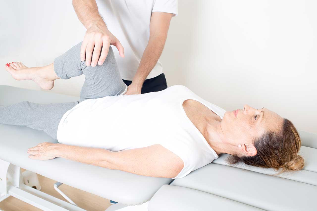 Manuele therapie | Fysiotherapie van Bommel in Vlijmen en Drunen