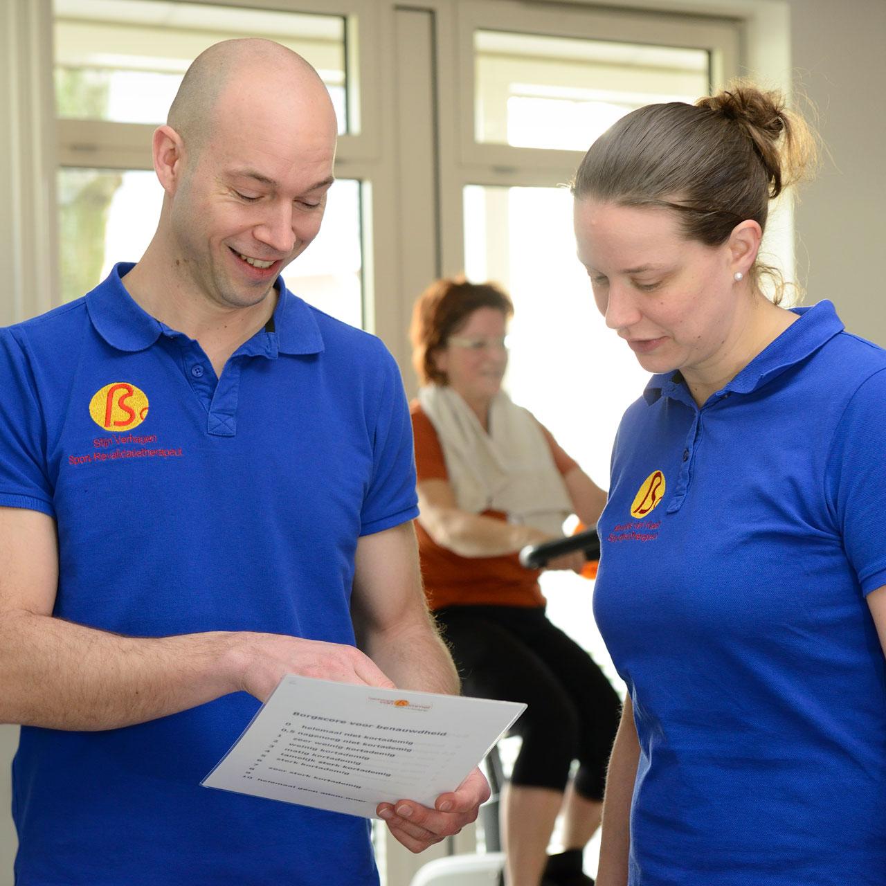 Fysiotherapie | Fysiotherapie van Bommel in Vlijmen en Drunen